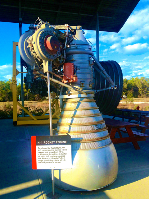 H-1 engine image