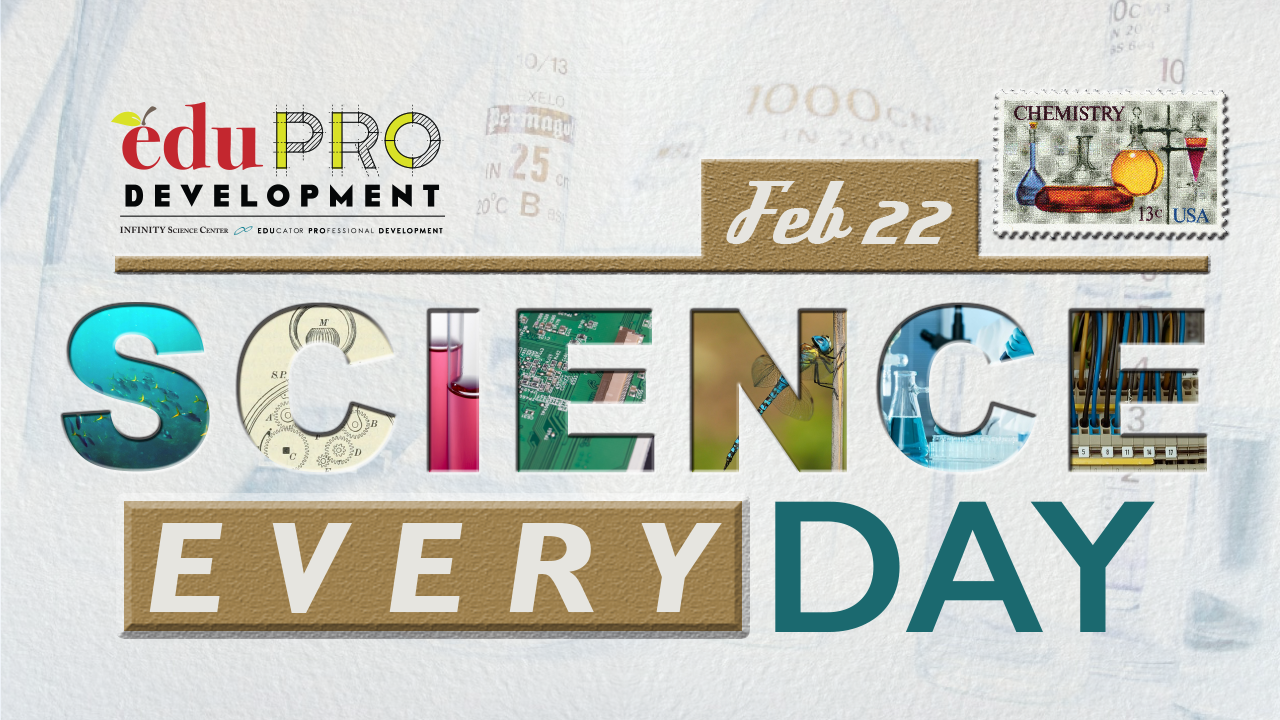 Educator Professional Development: Science Every Day