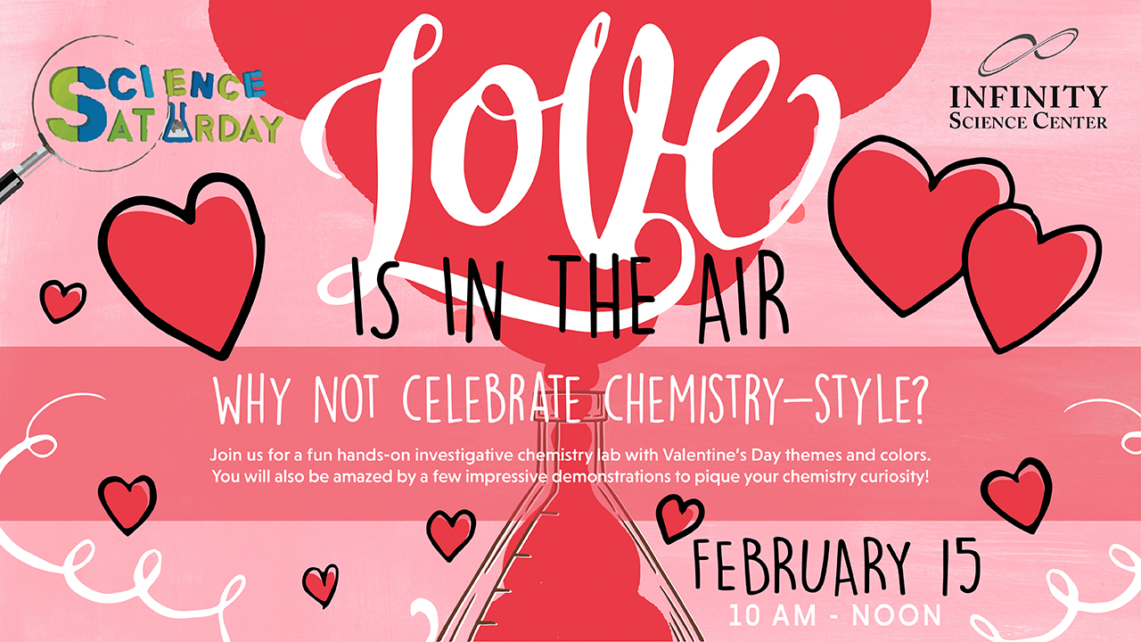 Science Saturday: For the Love of Chemistry