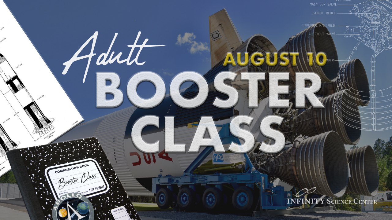 To the Moon! Booster Class