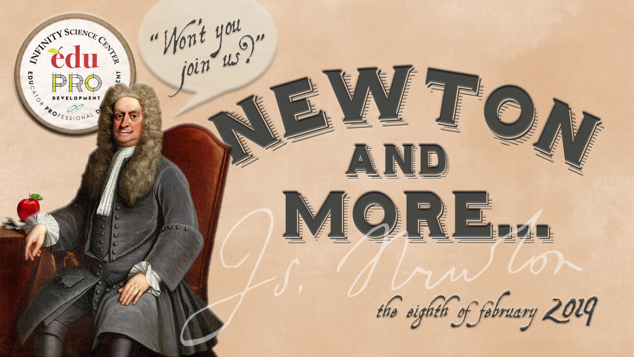 Teacher Workshop: Newton and More