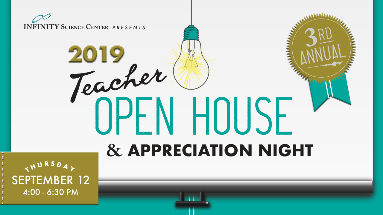 3rd Annual Teacher Open House