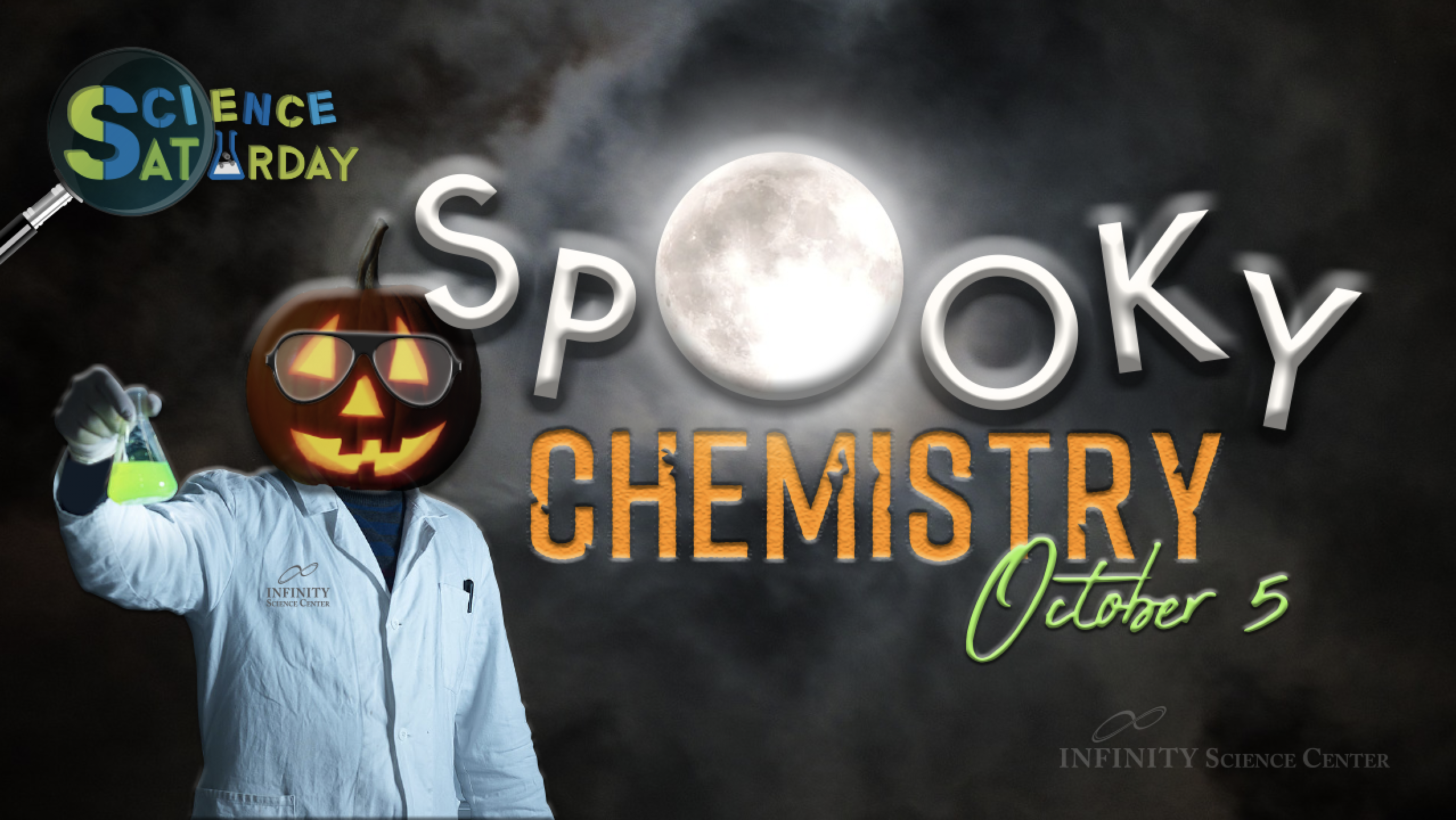 Science Saturday: Spooky Chemistry