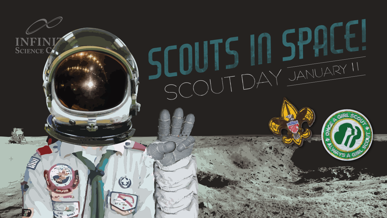 Scouts in Space