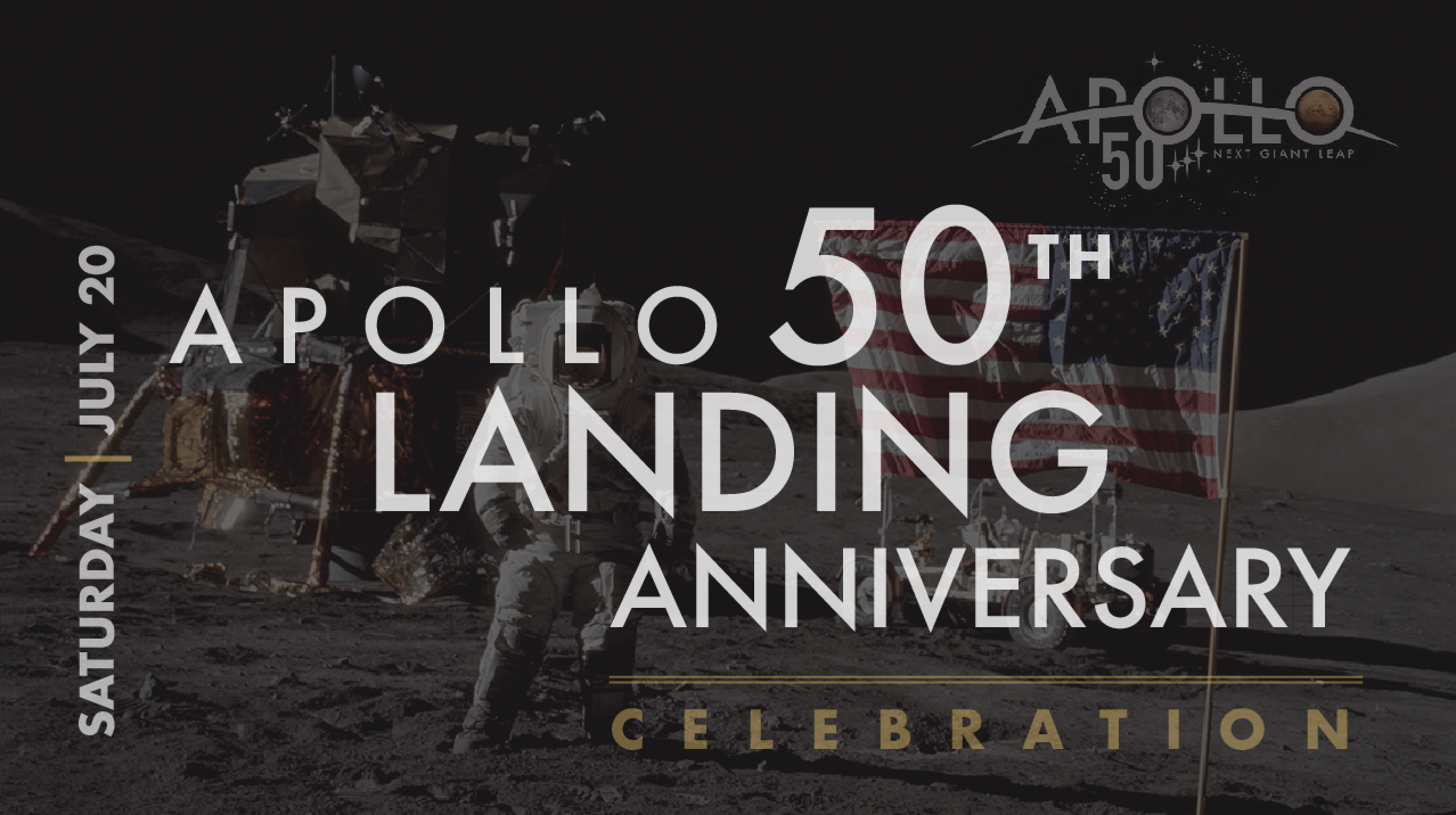 Apollo 50th Anniversary Celebration
