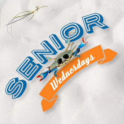 Special rates on Senior Wednesday at INFINITY